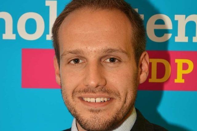 FDP-Kreisvorsitzender zu Lindner: