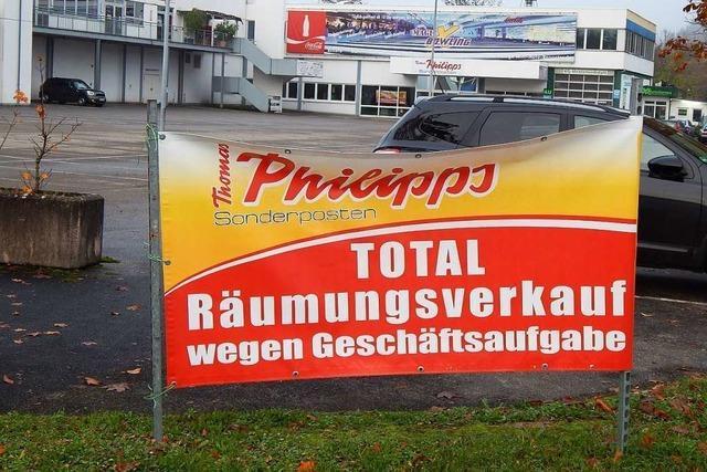 Mit Thomas Philipps zeichnet sich ein Kompromiss ab