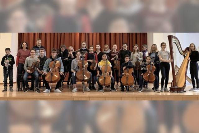 Neun Musiktalente aus Lahr erreichen das Bundesfinale