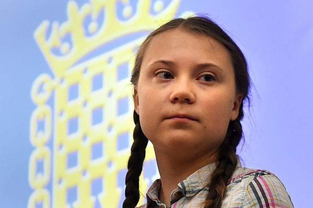 Greta Thunbergs Mutter erzählt die Krankengeschichte ihrer Tochter