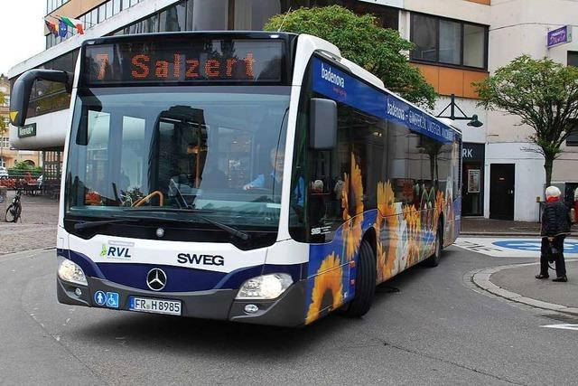 Der Streit um das Ein-Euro-Ticket in Lörrach ist längst nicht beigelegt