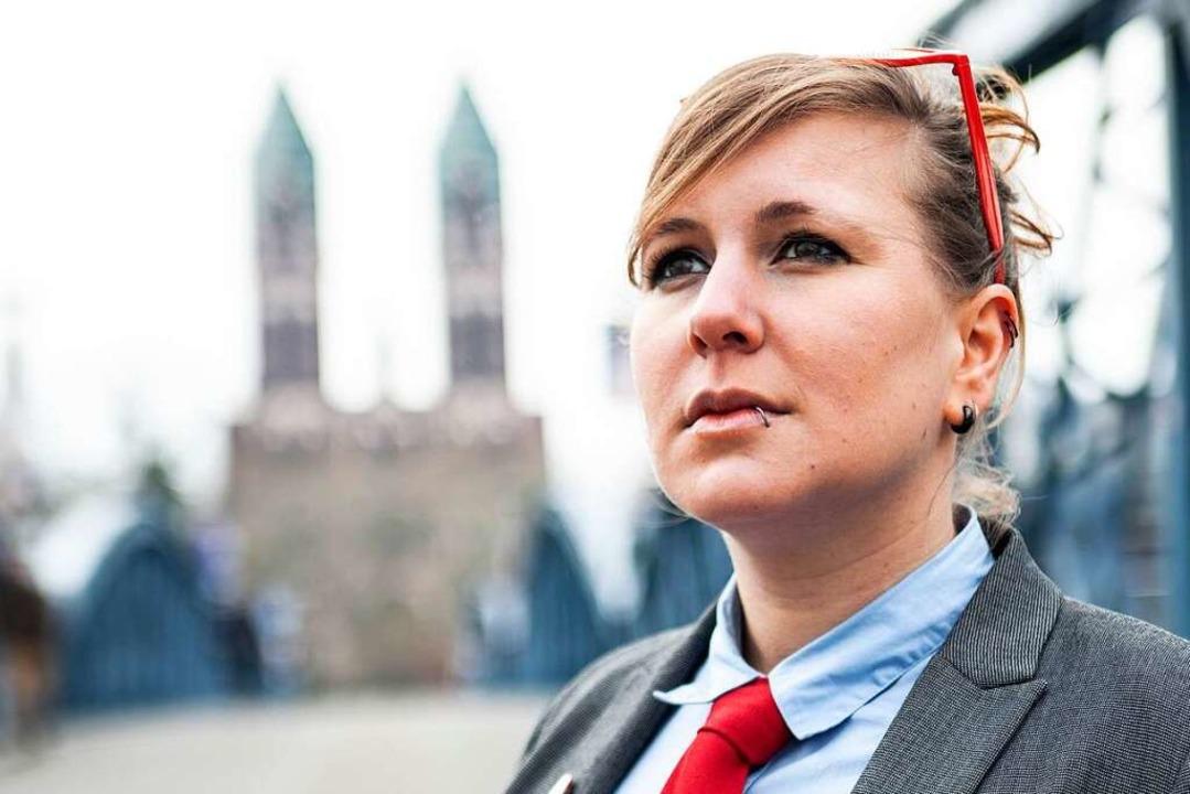 Sophie Kessl, Die Partei  | Foto: Rolf Pessel