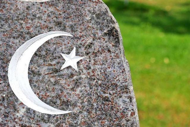 Die Muslime in Weil am Rhein wünschen sich ein eigenes Gräberfeld