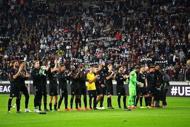 Eintracht Frankfurt erkämpft Unentschieden gegen Chelsea