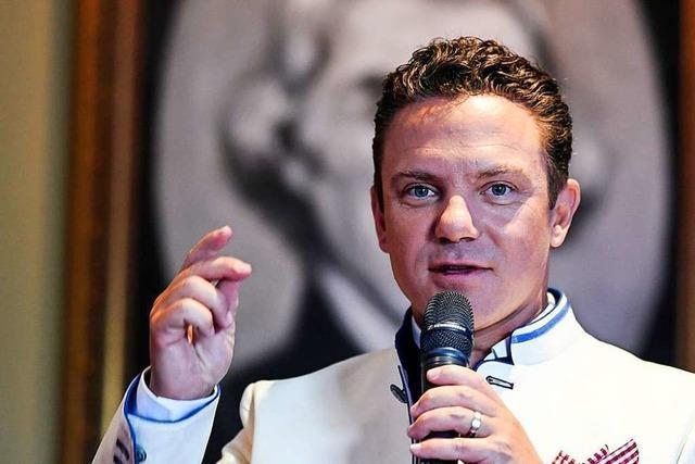 Stefan Mross moderiert