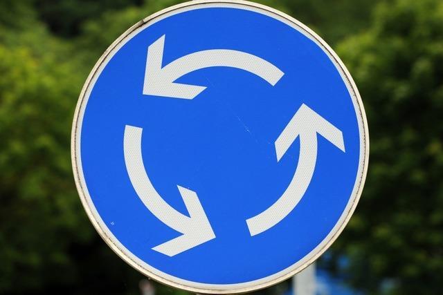 Gefährliche Ausfahrt beim Aldi-Wendehammer soll sicherer werden