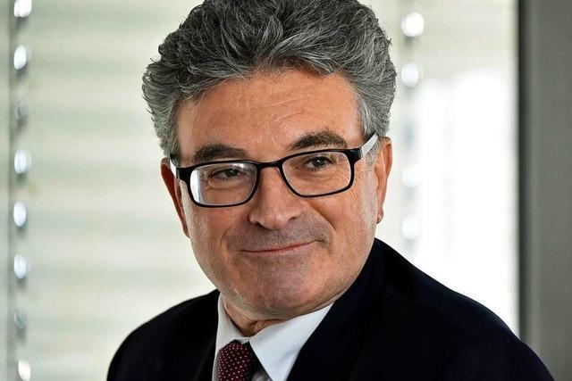 Grüner Dieter Salomon wirft Bundesparteichef Habeck
