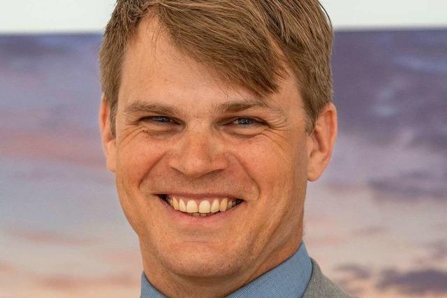 Thomas Wuttke zum neuen Bürgermeister gewählt