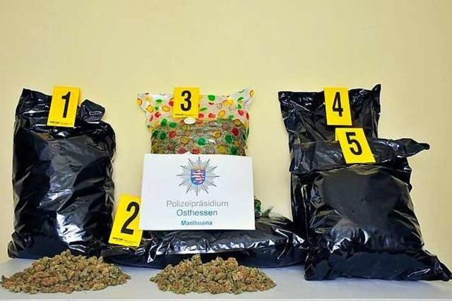 Drogenhändler nach Verfolgungsjagd mittels Nagelgurt am Güterbahnhof gestoppt