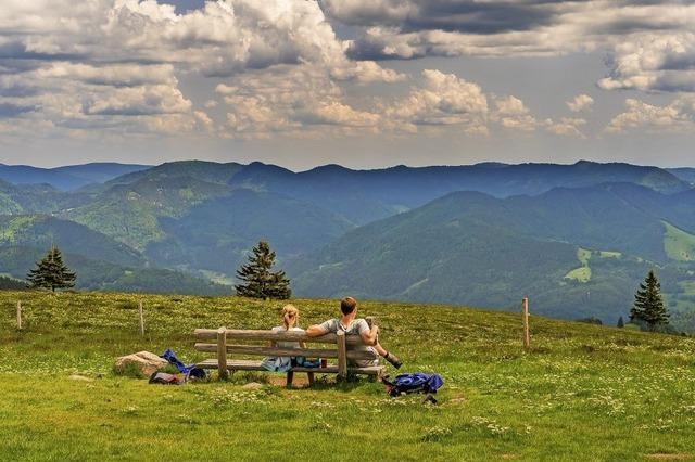 Saisoneröffnung in der Schwarzwaldregion Belchen mit Einweihung des Genießerpfads Belchensteig