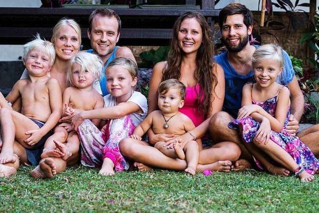 Filmgespräch: Zwei Familien auf Weltreise