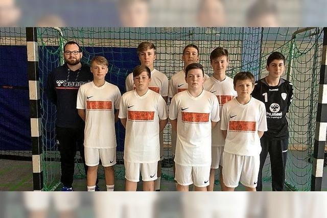 Friesenheimer Schüler Sieger im Landesfinale