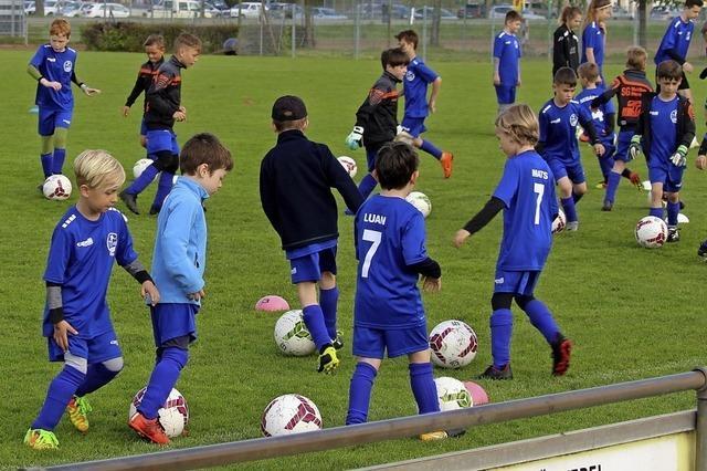 Fußballcamp beim TuS Mahlberg