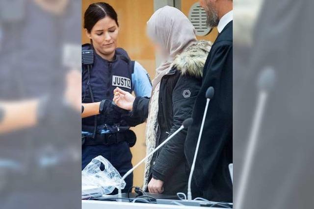 IS-Rückkehrerin aus Rastatt wollte leben,