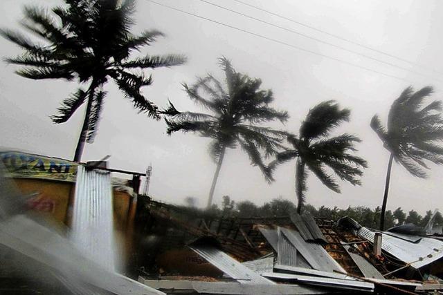 Stärkster Zyklon seit 20 Jahren