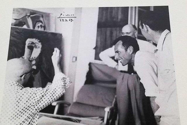 Was Pablo Picasso mit Ernst Beyeler und Basel verband
