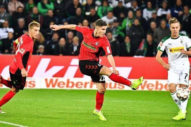 Petersen und Sallai dürfen gegen Düsseldorf auf Einsatz hoffen