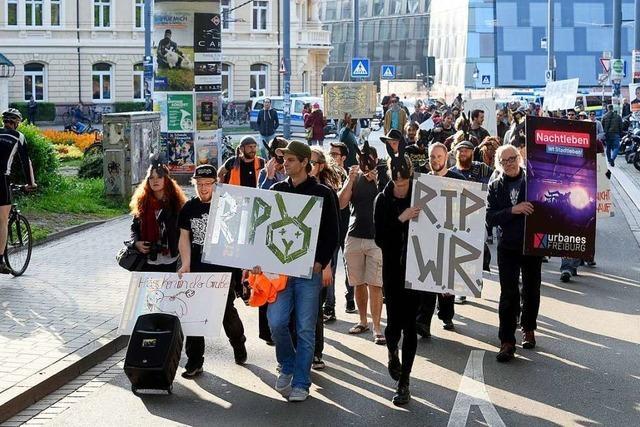 Freiburg braucht einen Bestandsschutz für Veranstaltungsorte