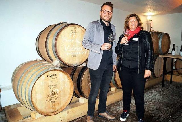 In Obereggenen eröffnet ein Weingut, das ganz auf Biodynamik setzt