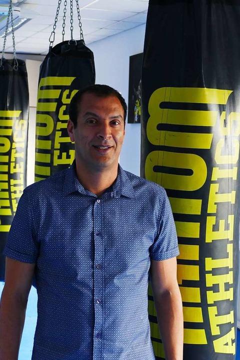 Hassan Elouimi  | Foto: Benedikt Hecht
