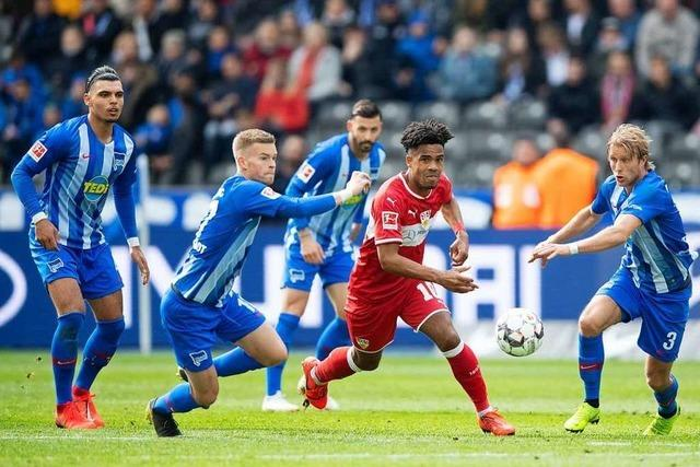 Stuttgart verliert und sorgt so für den Klassenerhalt des SC Freiburg