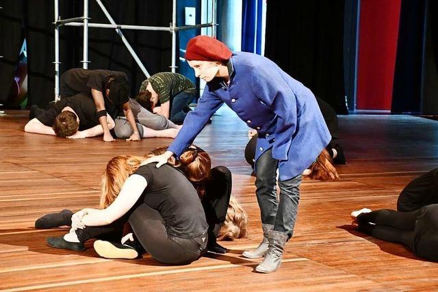 Tempus fugit und der Burghof bringen Astrid Lindgren in Lörrach auf die Bühne