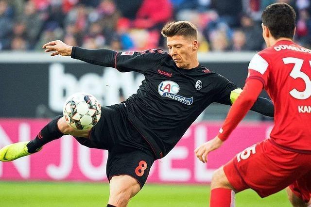 Liveticker zum Nachlesen: SC Freiburg – Fortuna Düsseldorf 1:1