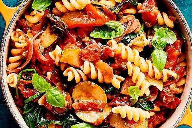 Fleischlos mit Ausrufezeichen – Rezepte für die vegane Küche