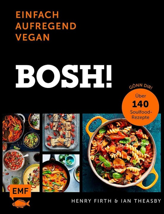 Bosh!  | Foto: EMF Verlag
