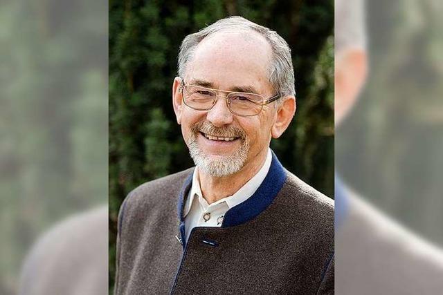 Christian Fix tritt nach 30 Jahren nicht mehr als Kandidat in Rust an