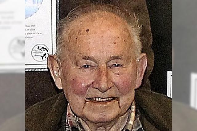 Langjähriger Revierförster und Hobby-Archäologe