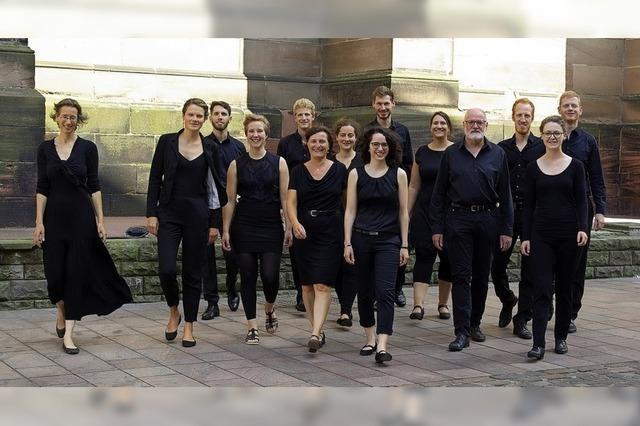 William Byrd Ensemble gibt Konzert zum Muttertag