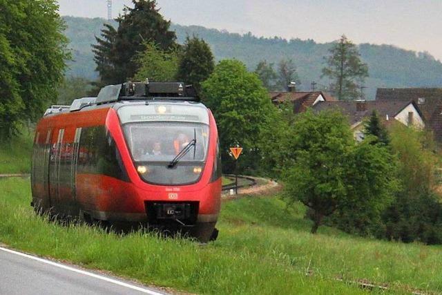 Wie sinnvoll wäre die Reaktivierung der Bahnstrecke von Weil nach Kandern?