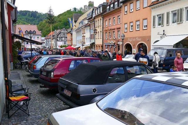 Waldkircher Sonntag – Mobilität früher und heute
