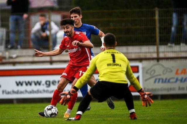 Für den neuen Tabellenführer Bahlinger SC ist nach dem Sieg in Bissingen nun alles möglich