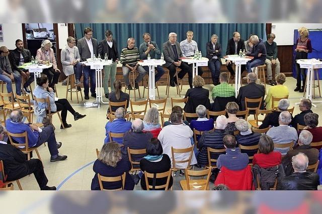 Harpolingen debattiert über Zukunft des Ortes