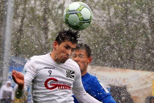 Der FC 08 Villingen stürzt den Tabellenführer Stuttgarter Kickers