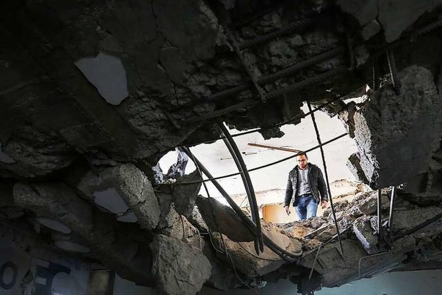 Tote in Gaza und in Israel – Nahost-Konflikt flammt auf