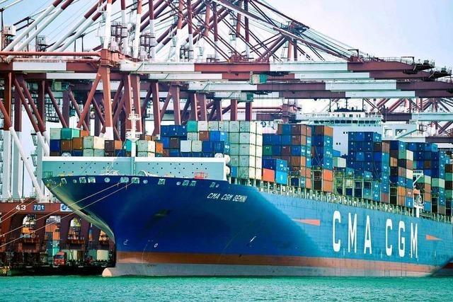US-Präsident Trump verschärft den Handelskonflikt
