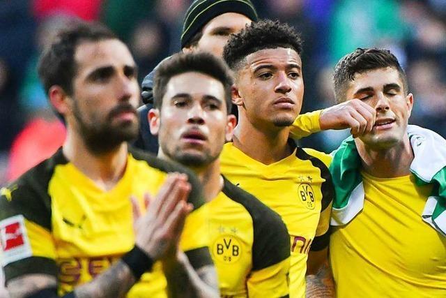 Dortmund träumt zur Unzeit und lässt sich abhängen