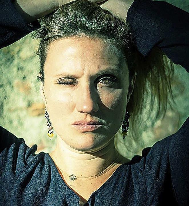 Die Sopranistin Julia Wischniewski  | Foto: Petrus