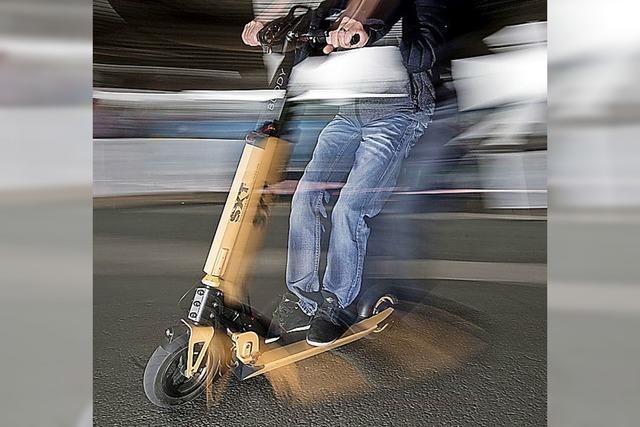 Frankreich sperrt Gehwege für E-Scooter