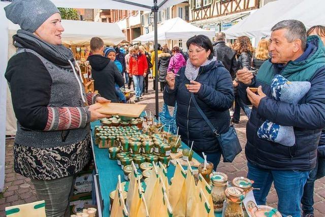 Die Ettenheimer Altstadt wird zur Genussmeile