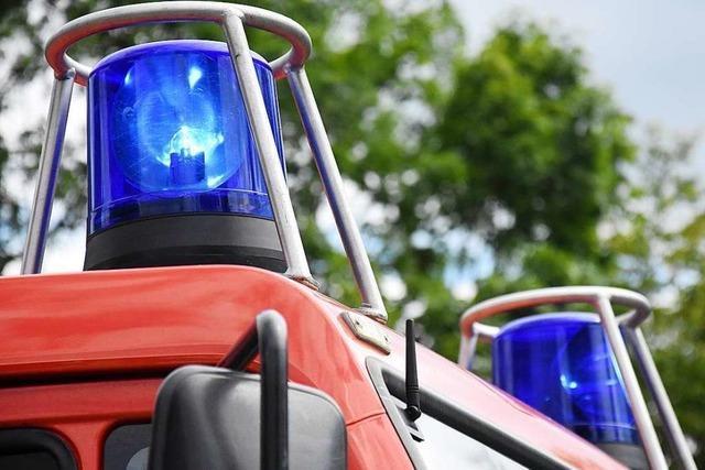 Freiwillige Feuerwehren in Freiburg bekommen neue Gerätehäuser
