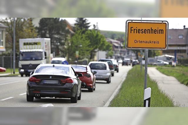 Gegenwind für Tempolimits auf der Bundesstraße