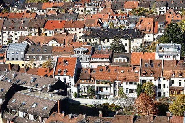 In Freiburg gibt es nun ein Leerstandskataster