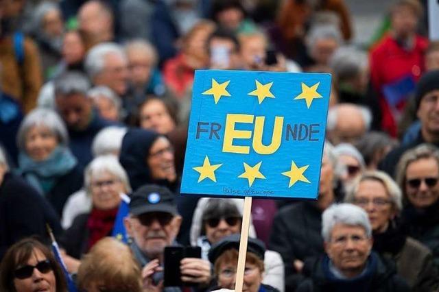 Europa-Freunde bitten AfD-Rechtsaußen Mandic in Freiburg auf die Bühne