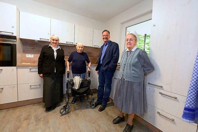 Diakonissen-Haus in Herdern ist für 1,2 Millionen Euro saniert worden