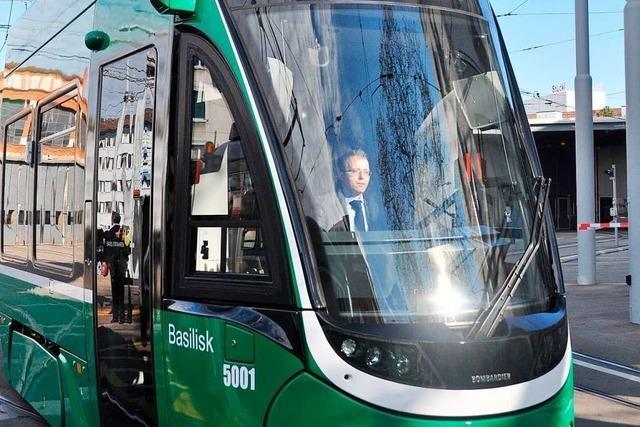 Basler Verkehrs-Betriebe mit Verlust an Fahrgästen – drittes Jahr in Folge
