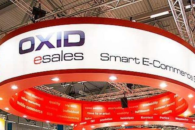 Roland Fesenmayr stärkt Position bei Oxid E-Sales